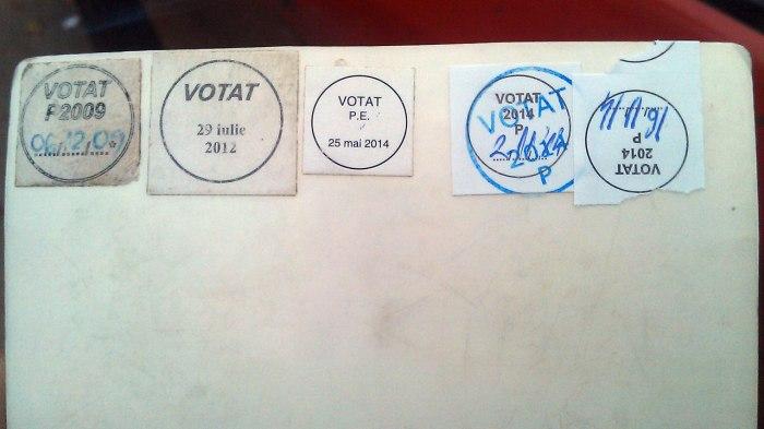 Am votat - turul II - 2014