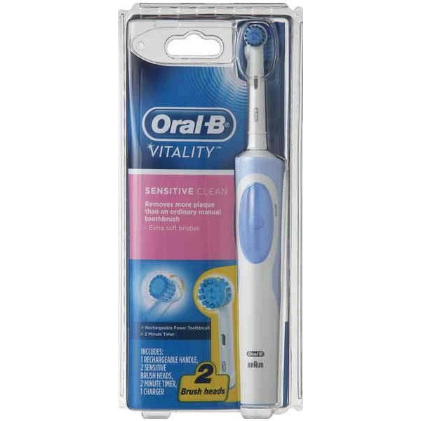 Oral-B-Vitality-Sensitive-Electric-Toothbrush-2-heads